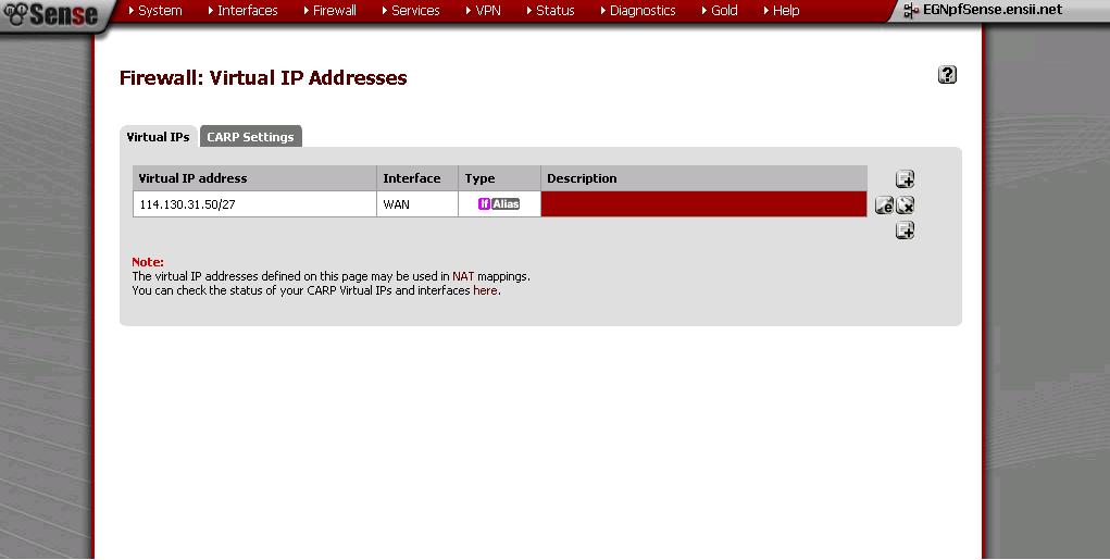 1:1 NAT firewall using pfsense | Bots!